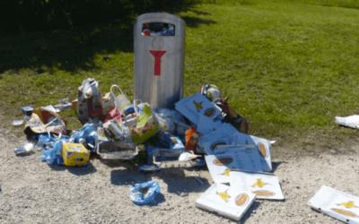 España, uno de los países que más comida tira a la basura