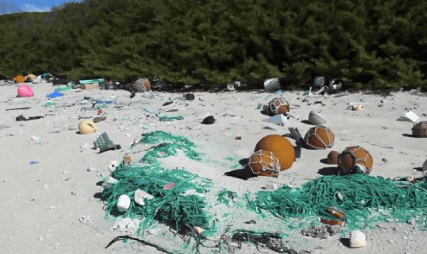 Ningún lugar está a salvo de los plásticos