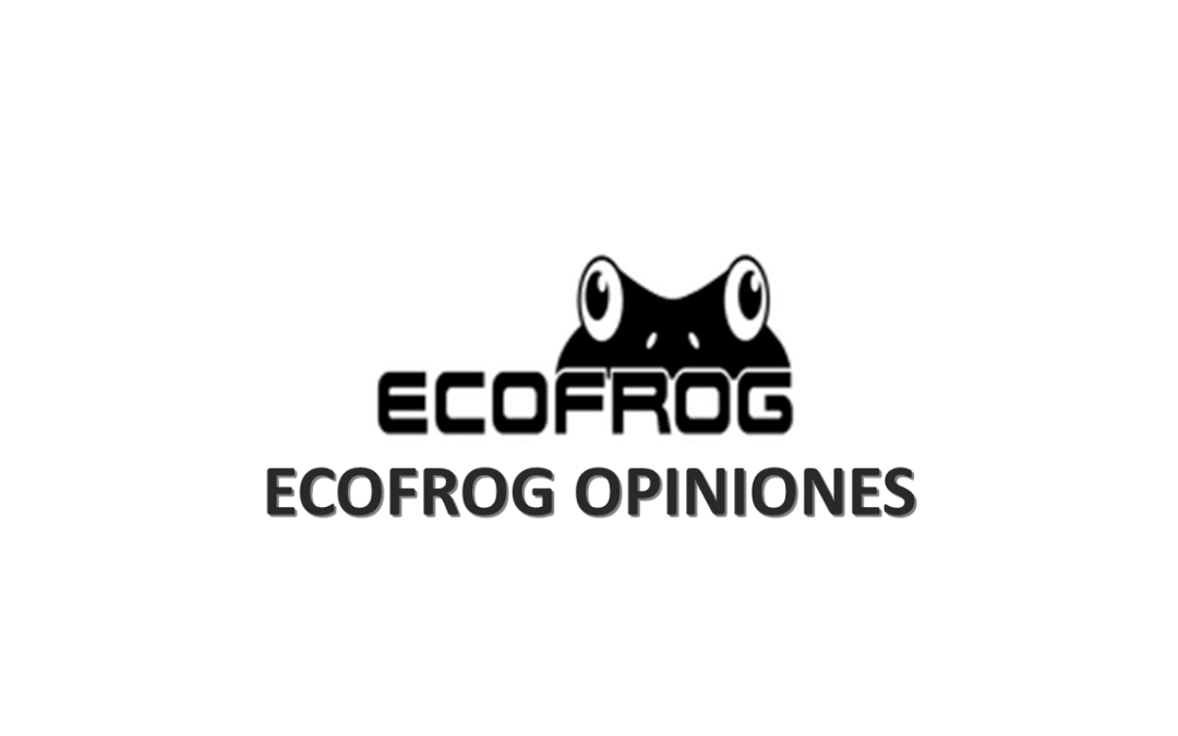 ECOFROG OPINIONES Ecofrog eficaz para lavar la ropa sin detergente