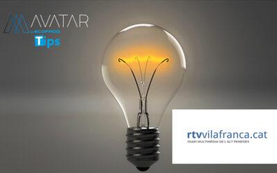 Reportaje de Avatar by EcoFrog en RTV Vilafranca