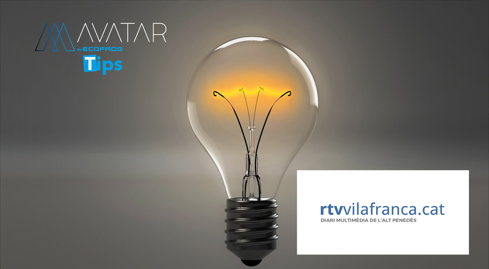 AVATAR by EcoFrog en RTV VILAFRANCA